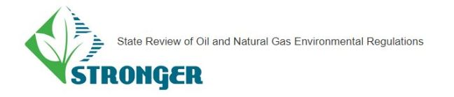 The name, STRONGER, is an acronym for State Review of Oil and Natural Gas Environmental Regulations. STRONGER is a 501(c)3 nonprofit, multi-stakeholder, educational organization. The Board of Directors is comprised of equal representation from the oil and gas industry, state oil and gas environmental regulatory agencies, and the environmental public advocacy community. STRONGER's mission is to enhance protection of human health and the environment by educating and providing services for the continuous improvement of state oil and gas environmental regulatory programs.